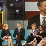 Obama Discusses Gay Marriage on 'The View'
