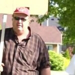 Wisconsin Man Pickets Restaurant for being Cut Off at All-You-Can-Eat Fish Fry