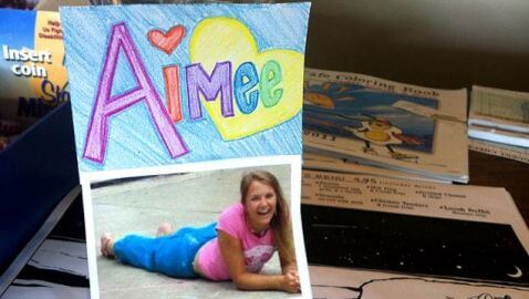 Aimee Copeland, Zip-Line Accident Victim, Loses Leg to Flesh-Eating Bacteria