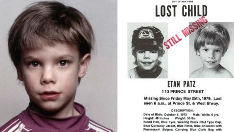 Etan Patz Killer Confesses to NYC Police