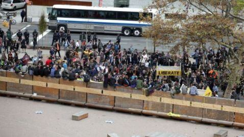 New York City Sued by Occupy Wall Street