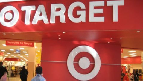 Target Raising Money for Group Working to Defeat Minnesota Gay Marriage Ban