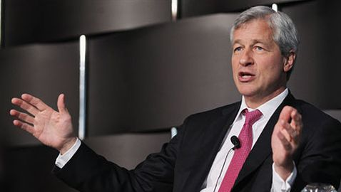 Jamie Dimon, JPMorgan Executive, Faces Lawmakers