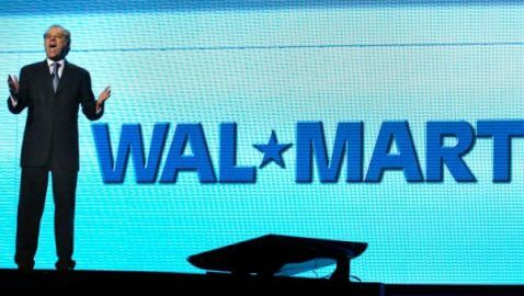 Wal-Mart Holds Annual Meeting in Arkansas