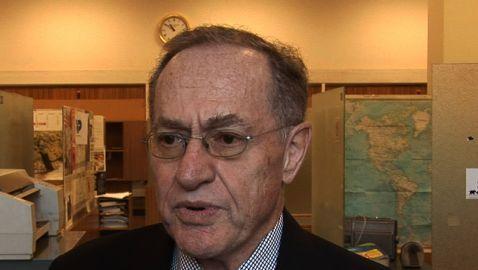 Harvard Professor Alan Dershowtiz Criticizes Angela Corey