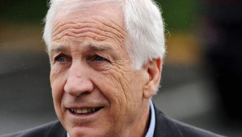Jerry Sandusky Sentenced; 30 to 60 Years in Prison