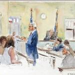 Sandusky's Trial Begins