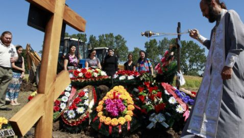 Day of Mourning Declared in Wake of Russian Floods