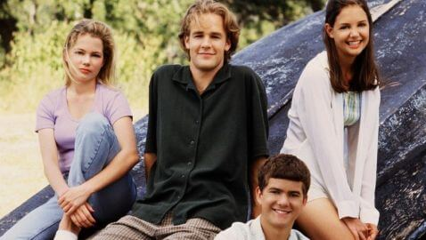 Tom Cruise Shot Down Katie Holmes Idea of 'Dawson's Creek' Reunion
