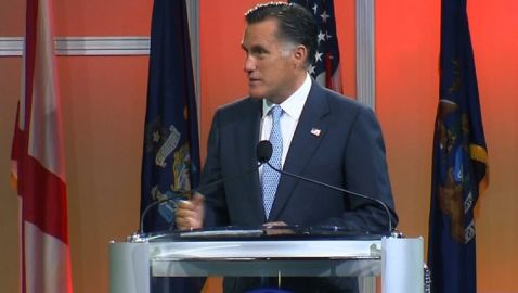 Mitt Romney Tells Uninsured Not to Worry about Dying