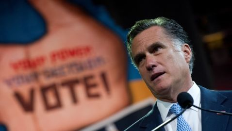 Mitt Romney's Comments Called 'Racist' by Palestinians