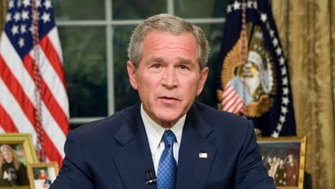 Report on US Torture Names Former President George W. Bush