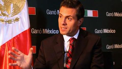 Mexico President-Elect Vows to Fight Drug Gangs