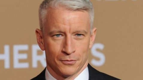 Anderson Cooper Comes Out