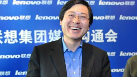 Lenovo CEO Gives $3 Million of Own Bonus to Employees