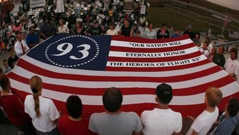 Retired FBI Agent Says She Saw Angels at Flight 93 Site