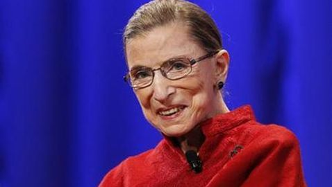 Ruth Bader Ginsburg Suffers Cracked Ribs