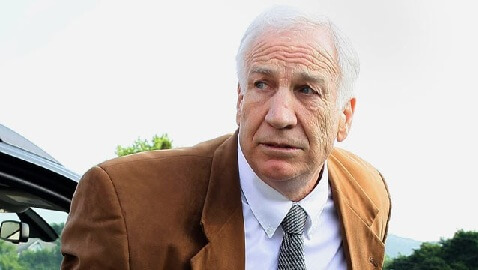 Sandusky Victim 9 Refuses to Settle with Penn State – Wants Trial