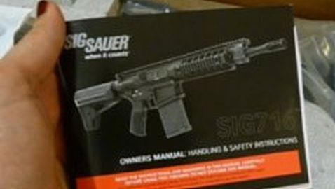 Man Receives Gun Instead of TV from Amazon Third-Party Seller