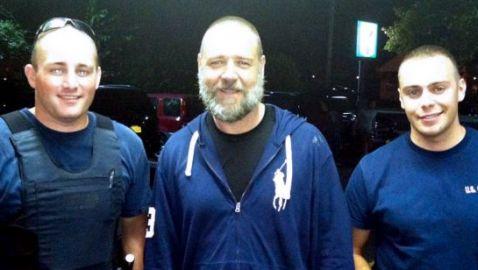 Russell Crowe Needs Help of U.S. Coast Guard While Kayaking