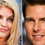 Kirstie Alley Backs Scientology and Tom Cruise