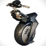 Motorized Unicycle Takes Off