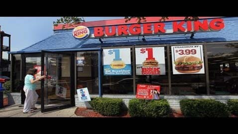 Ex-Broker Charged for Using Insider Information in Burger King Takover
