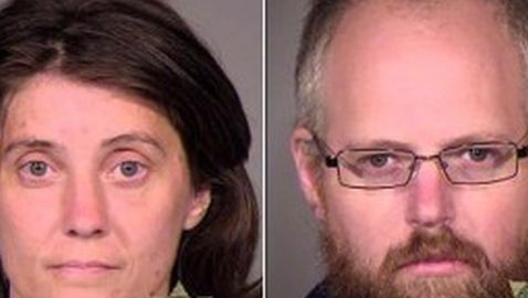 Oregon Couple Arrested for Child Porn Involving Own Child