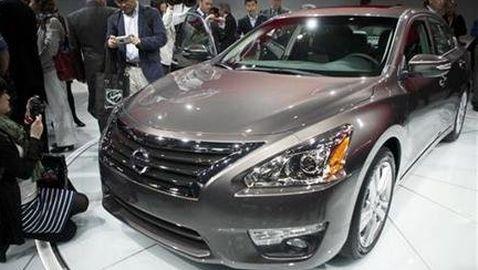 Nissan Altima Sedans Recalled