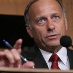 "Steve King (R-Iowa) Wants to Waste No Hurricane Funds on ""Gucci Bags"""