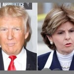 """Gloria Allred to Give """"October Surprise,"""" an Anti-Romney Bombshell, While Donald Trump Promises the Same about Obama"""
