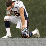 "Jets Tim Tebow Trademarks the Name and Gesture of ""Tebowing"""