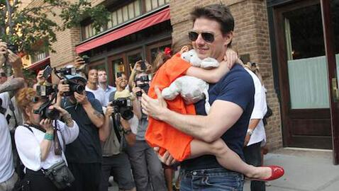 Tom Cruise Files Defamation Suit against Celebrity Magazines