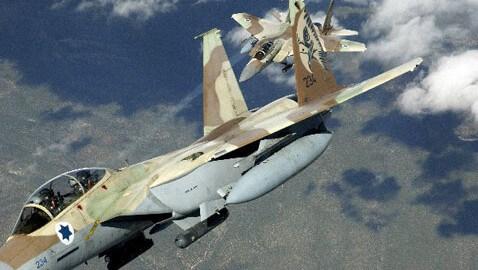 Israel-Gaza Tensions Escalate With Israeli Airstrikes