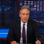 Jon Stewart Takes on the Media and Its Coverage of Mass Shootings
