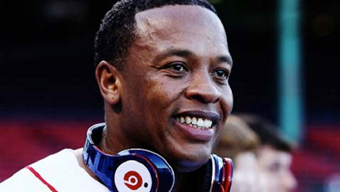 Dr. Dre Tops Forbes List of 'Highest-Paid Musicians'