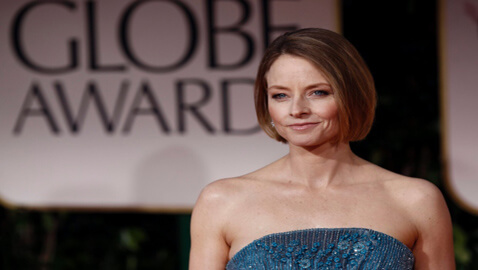Jodie Foster to Receive Lifetime Achievement at Golden Globes