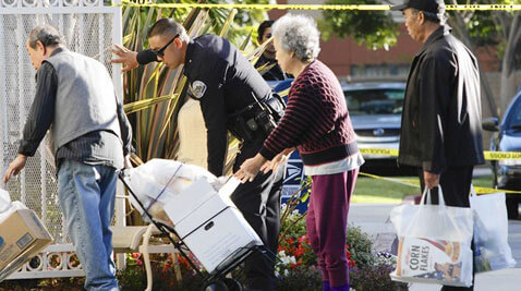 Three Killed by Gunshots in Torrance Old-age Home