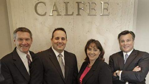 Former Mayor of Cincinnati Helps Open Calfee, Halter & Griswold Office