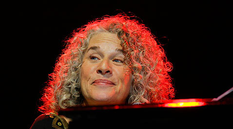 Carole King Chosen for the U.S. Gershwin Prize