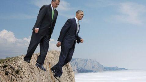 Timothy Geithner Says Obama Ready for Fiscal Cliff