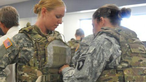 New Survey Reveals Sexual Harassment of Deployed Women in Military Occurs Often