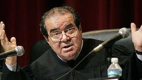 Justice Scalia Explains His Distaste for State of the Union