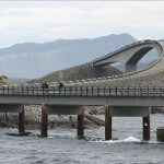 VIDEO: The Atlantic Road, Most Scenic in the World