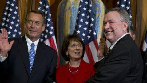 Representative Steve Stockman Issues Impeachment Threat to Obama