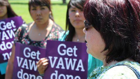 Senate Looks to Pass Violence Against Women Act
