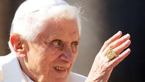 Pope Benedict Threatened with Lawsuit by Rapper Pope Emeritus