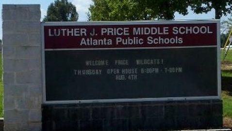 Shooting at Atlanta Middle School Injures One