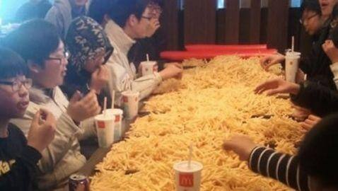 Potato Party Leads to Kids Getting Kicked Out of McDonald's