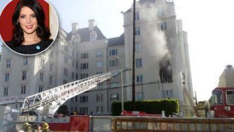 Ashley Greene's Condo Suffers Damage from Fire